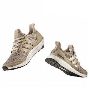 UltraBoost 3.0 'Trace Khaki' Running Sneakers